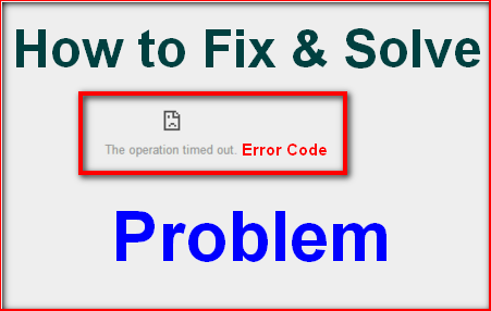 FiXED] The Wait Operation Timed Out Windows Entity Framework Error
