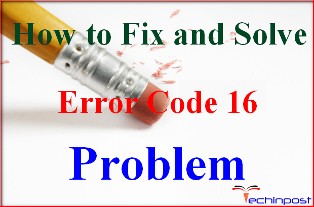 SOLVED] Error Code 16 Access Denied Problem (100% Working)