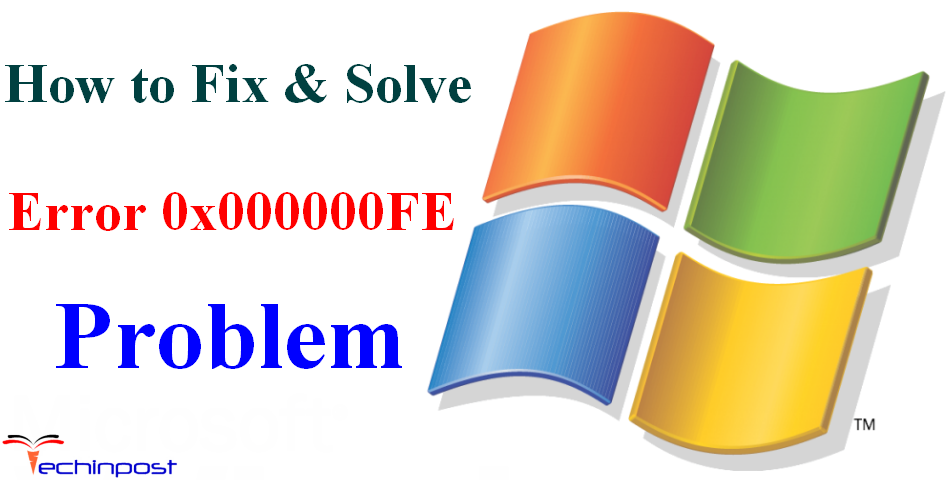 Bugcode_usb_driver 0x000000fe windows 7