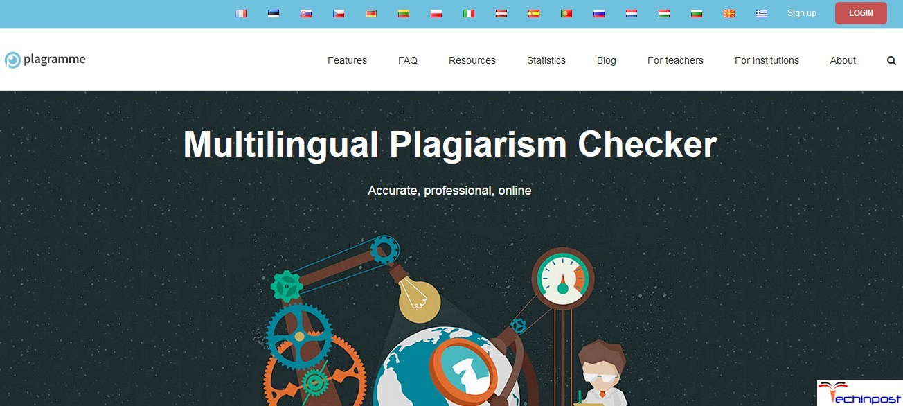 "REVIEWS] About the Plagramme ""Plagiarism Checker"" Tool"