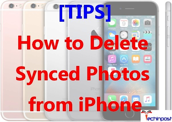 how to remove synced photos from iphone guide how to delete synced photos from iphone device 8027