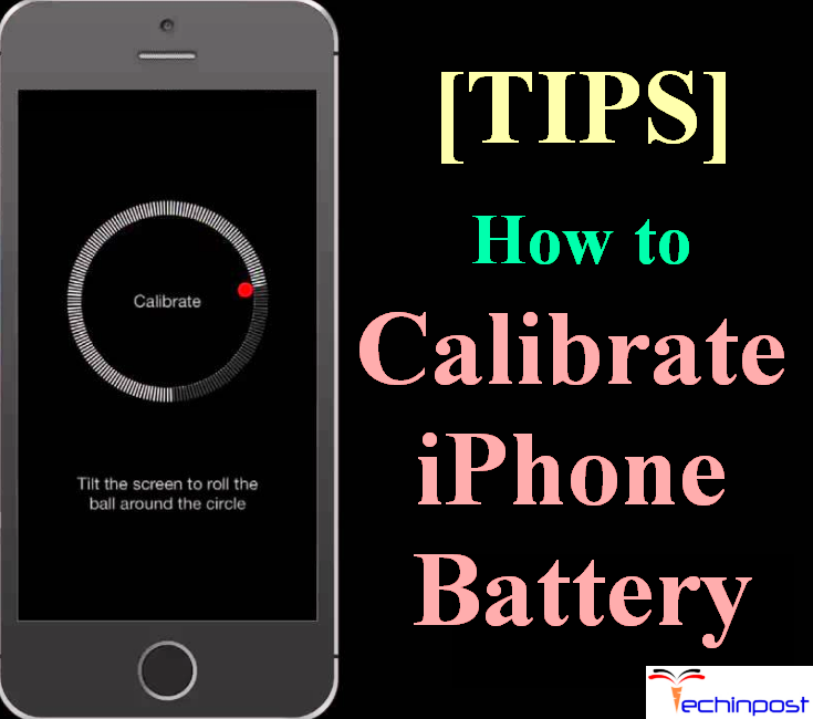 calibrate iphone battery guide how to calibrate iphone battery easy methods 7293