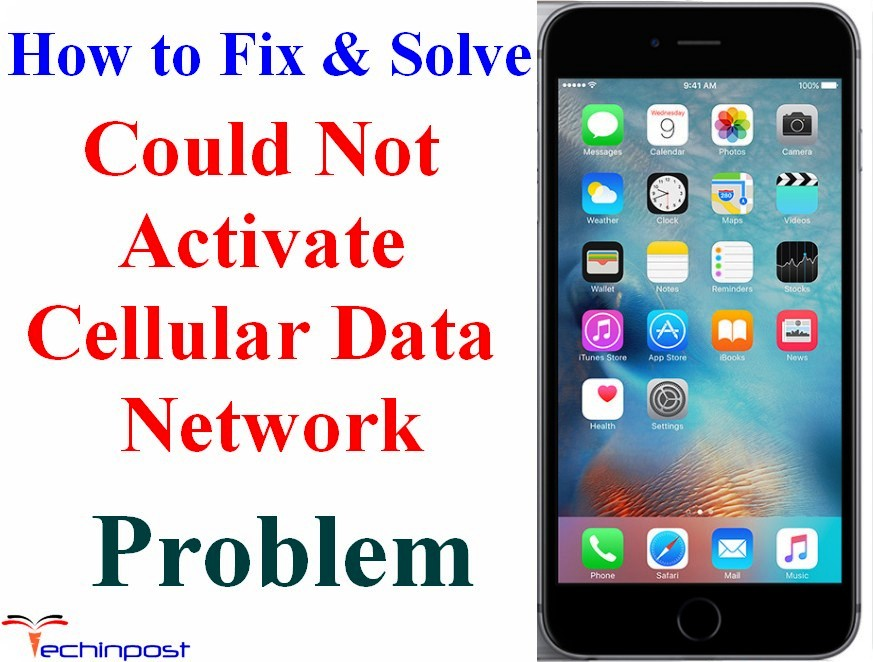 iphone cellular data not working fix could not activate cellular data network on iphone 2814