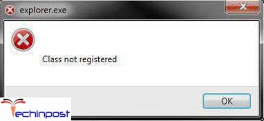 google chrome application chrome.exe class not registered