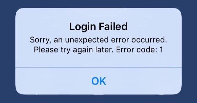 Pubg pc facebook login error
